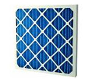 Air Inlet Pleated Spray Booth Room Filters - Quality Air Extraction