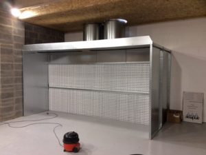 Spray Booths - Quality Air Extraction